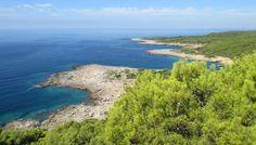 8. Spiaggia Porto Selvaggio, Nardò,Lecce