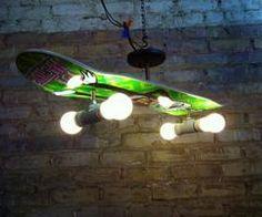 Skateboard Light.
