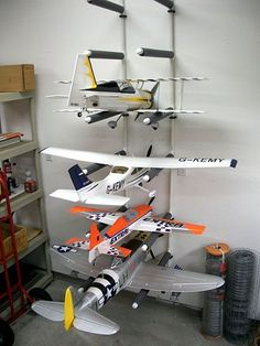 RC Airplane storage - http://www.horizonrcflyers.com/ [www.horizonrcflyers.com] [http://www.horizonrcflyers.com/] #radiocontrolledairplanes