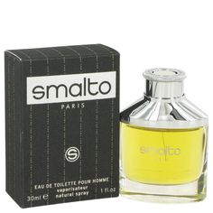 Smalto By Francesco Smalto Eau De Toilette Spray 1 Oz