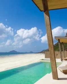 Six Senses is in southern Vietnam's awe-inspiring, pristine archipelago of Con Dao. #JSTakeMeThere