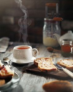 Gorgeous Cinemagraph By Kitchen area Ghost Coffee Gif, Coffee Break, Morning Coffee, Coffee Images, Coffee Photos, Tea Gif, Chocolate Cafe, Honey Shop, Local Honey