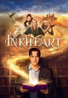"MOVIE trailer - ""Inkheart"" by Cornelia Funke - FIC FUN"