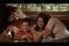Stef and Lena ask to adopt Callie and Jude. This is my favorite moment from Season 1 of The Fosters!!! #TheFostersBingeandWinSweepsEntry