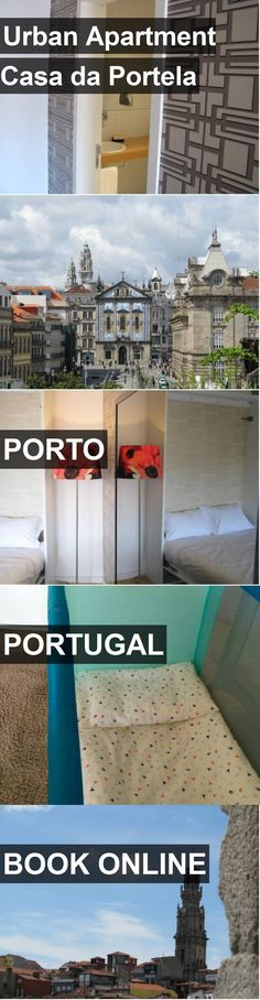 Urban Apartment Casa da Portela in Porto, Portugal. For more information, photos, reviews and best prices please follow the link. #Portugal #Porto #travel #vacation #apartment