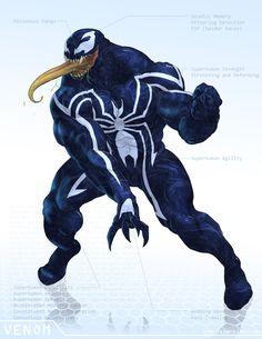 Venom | #comics #marvel #venom