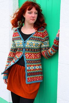 Ravelry: Hedgerow pattern by Ann Kingstone