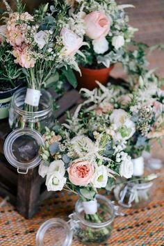 Real vs. Fake Wedding Flowers