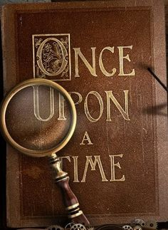 Once Upon A Time.....