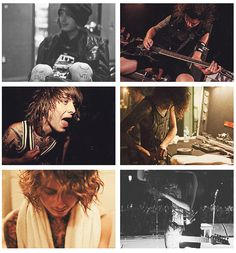 Ben Bruce bitches. <3 Asking Alexandria