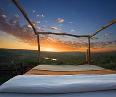 In the Loisaba Wilderness in Kenya sits an unforgettable retreat which lets you break down the barriers of the modern day world and be closer to nature. The Loisaba retreat gives you the unique opportunity to try a night under the unspoilt Kenyan stars on one of our Star Beds!