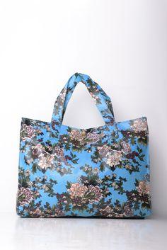 Shopper Bag in Blue