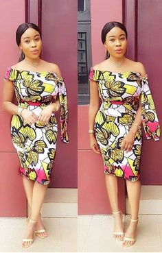 2e72d432996 Short Ankara Gowns for Hot Chics - VINCI S JOURNAL Mode Africaine Robe