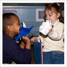 Helping Children Get to Know Each Other - Try these songs, games, and strategies to help children get to know each other as a new school year begins.