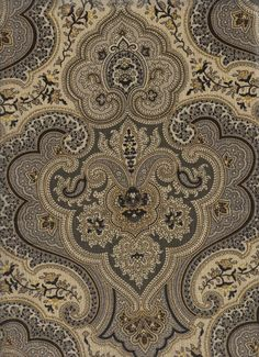 Love the detail in this fabric!