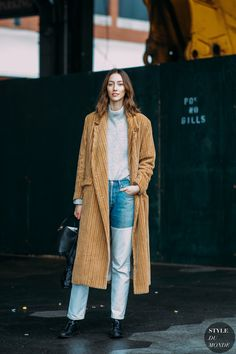 New York FW 2018 Street Style: Alana Zimmer