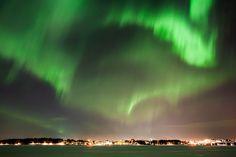 Aurora Borealis - Luleå, Sweden