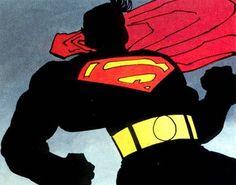 Frank Miller's Dark Superman. So cool