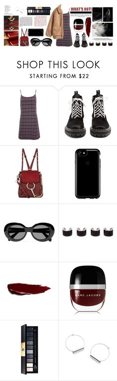 """""""LIBRARY CHIC"""" by seetheotheroceans ❤ liked on Polyvore featuring Nobody's Child, Proenza Schouler, H&M, Chloé, Speck, Acne Studios, Maison Margiela, Marc Jacobs, Industrie and John Lewis"""