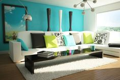 lovely living room color scheme 30 Stupendous Living Room Color Schemes