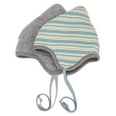 Bildergebnis für wintermütze baby baumwolle