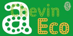 Chevin Eco font download