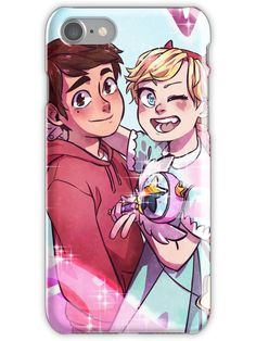 Star Butterfly & Marco, best buds extraordinaires iPhone 7 Snap Case