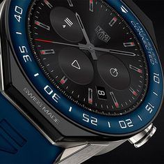 Bored of your watch dial? Or it doesn't match with your brand-new suit? Or doesn't go with the cricket match you are going to watch? No problem, just make your regular watch a Chronograph or one with tachymeter or with GMT or 4000 more ways tailor made as per your need. http://www.johnsonwatch.com/tag-heuer.php