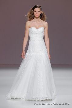 Mariage Robe Cymbeline: 4 tendances robes de mariée 2015