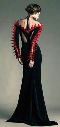 jean louis sabaji artistic design dress