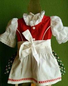 Baby-Dirndl Gr 62/68 neu in Nordrhein-Westfalen - Jülich | eBay Kleinanzeigen Baby Dirndl, Apron, Fashion, Moda, Fashion Styles, Fashion Illustrations, Aprons