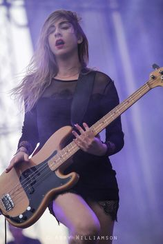 Este Haim (photo by Abby Williamson)