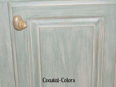 DIY: Chalk Painted Doors - The Love Affair Continues   Chalk paint cabinets,  Chalk paint and Doors