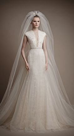 Ersa Atelier 2015 Bridal Collection - Belle The Magazine
