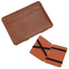 DEEZOMO Genuine Leather Men's The Magic Wallet -- You can find out more details at the link of the image. (This is an Amazon Affiliate link and I receive a commission for the sales)