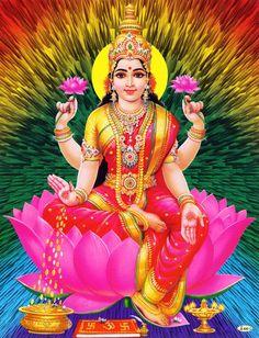 Lakshmi: Goddess of Abundance