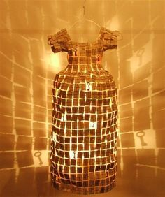 Kelly gardner, dress made out of books