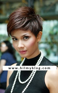 HilMyBlog   Tag Archive   pixie cuts - If I ever go short....this is what i'd do.