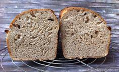 Bread Baking, Banana Bread, Desserts, Food, Easy Peasy, Germany, Vegetarische Rezepte, Treats, Food Food