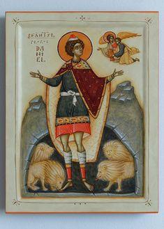 Gabriel Toma Chituc Byzantine Art, Byzantine Icons, Religious Paintings, Art For Art Sake, Orthodox Icons, Medieval Art, Gothic Art, Sacred Art, Illuminated Manuscript