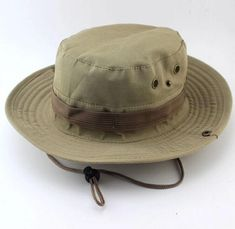 d9b107d8e99 Awesome fitting adjustable bucket hat Hunting Hat