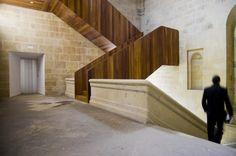 """San Telmo Museum"" in San Sebastian, Spain.Project by Nieto Sobejano Arquitectos.Love-Spain(via theabsolution)"