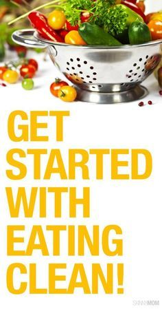 Are you ready to start eating clean? This guide will get you there!