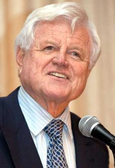 """Edward Moore """"Ted"""" Kennedy (February 22, 1932 – August 25, 2009) was a United States Senator from Massachusetts and a member of the Democratic Party. Serving almost 47 years, he was the second most senior member of the Senate when he died and is the fourth-longest-serving senator in United States history. He became recognized as """"The Lion of the Senate"""" through his long tenure and influence. Diagnosed with a malignant brain tumor in 2008- he died on August 25, 2009,"""