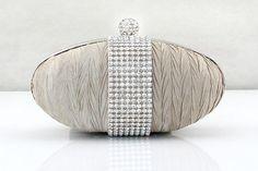 gorgeous satin plated bubble mesh With Evening Bag Handbag Purse Clutch ( GWHB0027 )  http://www.grandgowns.com/wholesale-evening-handbags-gwhb0027