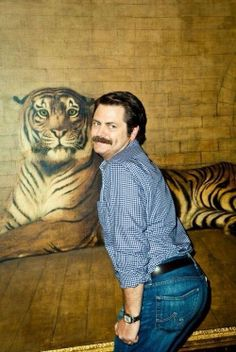Nick Offerman @Leah Faust Is this cliff and the auburn tigers today?