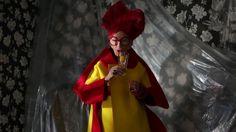 Iris Apfel icono de la moda. Su pelicula