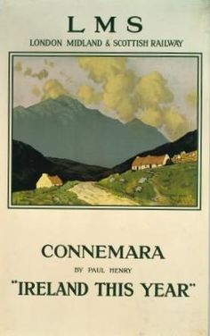 Paul Henry Connemara Print