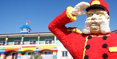 MiniTime.com review of the new LEGOLAND Hotel in Carlsbad, California @MiniTime #MinitimeDreamHoliday