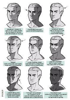 """Picolo on Twitter: """"I was studying portrait lighting and did some notes https://t.co/HsEbIB71Wc"""""""